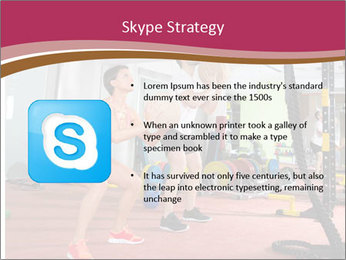 People and basketball PowerPoint Templates - Slide 8