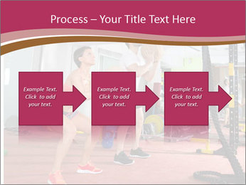 People and basketball PowerPoint Templates - Slide 88