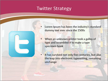 People and basketball PowerPoint Templates - Slide 9