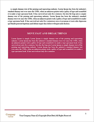 0000088902 Word Template - Page 5