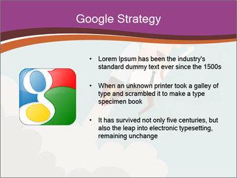 Cartoon hero PowerPoint Template - Slide 10