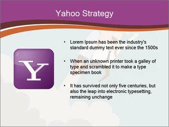 Cartoon hero PowerPoint Template - Slide 11