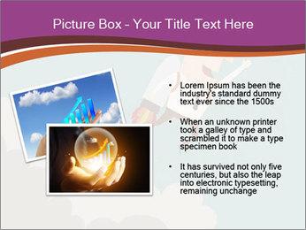Cartoon hero PowerPoint Template - Slide 20