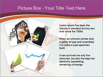 Cartoon hero PowerPoint Template - Slide 23