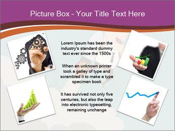 Cartoon hero PowerPoint Template - Slide 24
