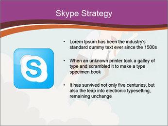 Cartoon hero PowerPoint Template - Slide 8