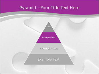 Gray puzzle PowerPoint Templates - Slide 30
