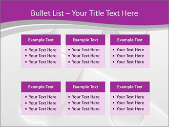 Gray puzzle PowerPoint Templates - Slide 56