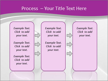 Gray puzzle PowerPoint Templates - Slide 86