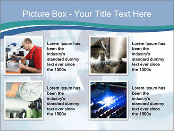 Lathe PowerPoint Template - Slide 14