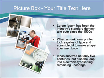 Lathe PowerPoint Template - Slide 17