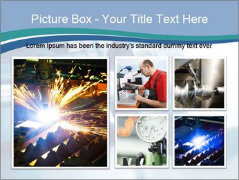 Lathe PowerPoint Template - Slide 19