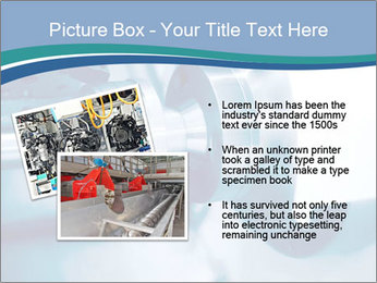 Lathe PowerPoint Template - Slide 20