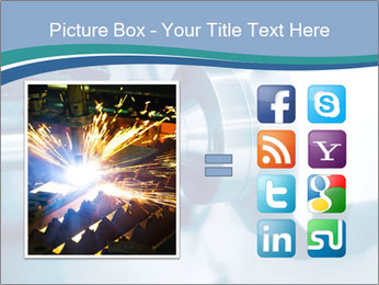 Lathe PowerPoint Template - Slide 21