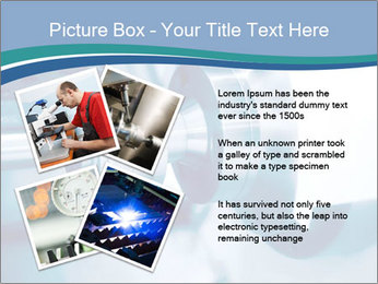 Lathe PowerPoint Template - Slide 23