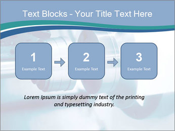 Lathe PowerPoint Template - Slide 71