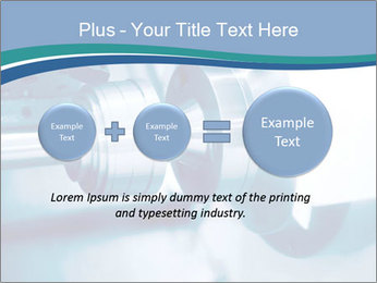 Lathe PowerPoint Template - Slide 75