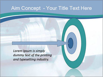 Lathe PowerPoint Template - Slide 83