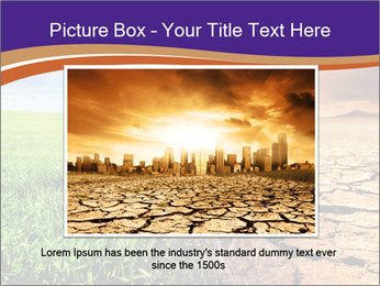 Drought and prosperity. PowerPoint Templates - Slide 15