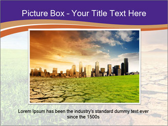 Drought and prosperity. PowerPoint Templates - Slide 16