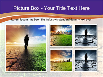 Drought and prosperity. PowerPoint Templates - Slide 19