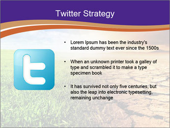 Drought and prosperity. PowerPoint Templates - Slide 9