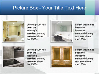 White Livingroom PowerPoint Templates - Slide 14
