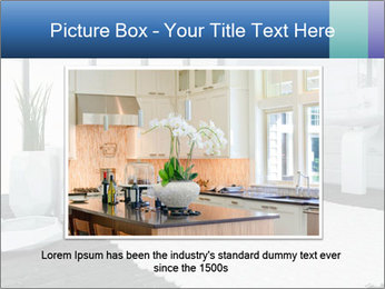 White Livingroom PowerPoint Templates - Slide 16