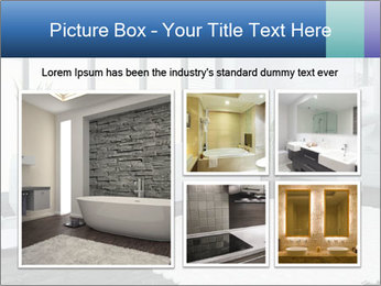 White Livingroom PowerPoint Templates - Slide 19
