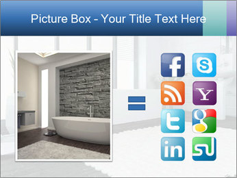 White Livingroom PowerPoint Templates - Slide 21