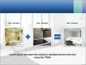 White Livingroom PowerPoint Templates - Slide 22