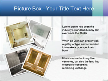 White Livingroom PowerPoint Templates - Slide 23
