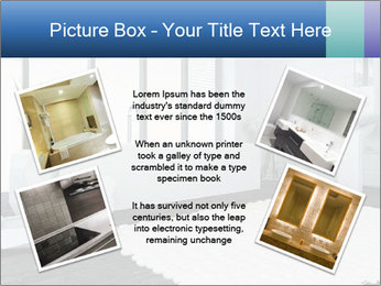 White Livingroom PowerPoint Templates - Slide 24
