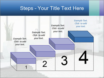White Livingroom PowerPoint Templates - Slide 64