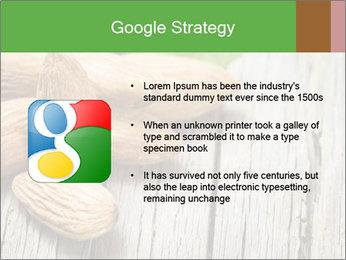 Organic Almonds PowerPoint Template - Slide 10