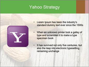 Organic Almonds PowerPoint Templates - Slide 11