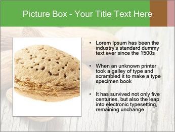 Organic Almonds PowerPoint Template - Slide 13
