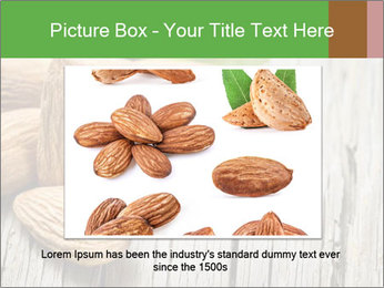 Organic Almonds PowerPoint Template - Slide 15