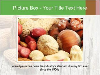 Organic Almonds PowerPoint Template - Slide 16