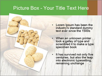 Organic Almonds PowerPoint Template - Slide 17