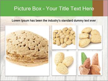 Organic Almonds PowerPoint Template - Slide 19