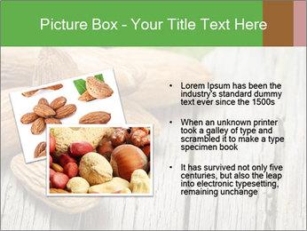 Organic Almonds PowerPoint Template - Slide 20
