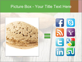 Organic Almonds PowerPoint Template - Slide 21