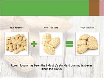 Organic Almonds PowerPoint Template - Slide 22