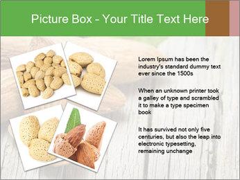 Organic Almonds PowerPoint Template - Slide 23