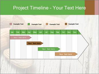 Organic Almonds PowerPoint Template - Slide 25