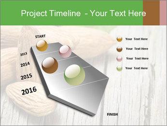 Organic Almonds PowerPoint Template - Slide 26