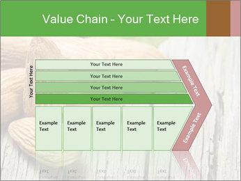 Organic Almonds PowerPoint Template - Slide 27
