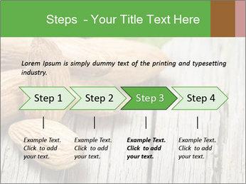 Organic Almonds PowerPoint Templates - Slide 4