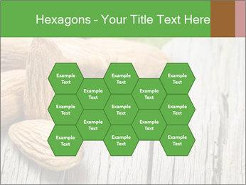 Organic Almonds PowerPoint Template - Slide 44
